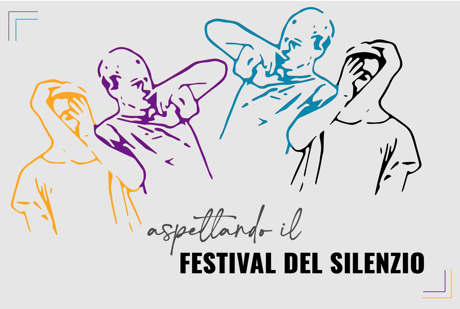 Aspettando il festival del silenzio logo
