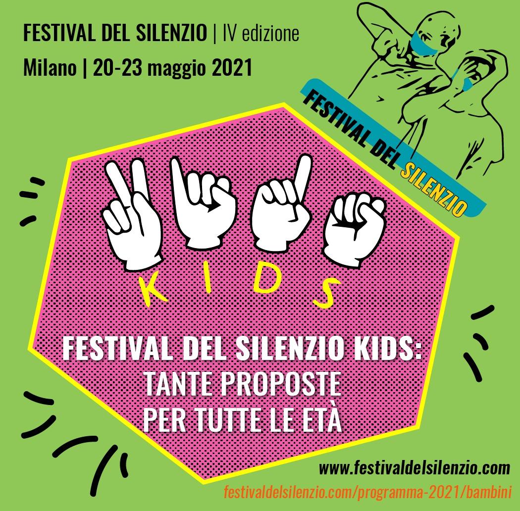 Festival del silenzio kids